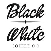 Black and White Coffee Company Logo