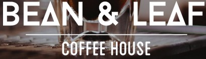 Bean & Leaf Coffee House Logo
