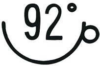 92 Degrees – Claypit Lane Logo